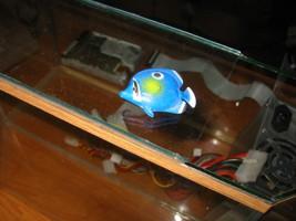 Рыбка с подвижным хвостиком