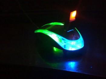 USB удлинитель с подсветкой