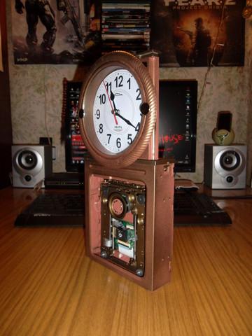 DWD-Clock