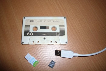 Compact Cassette 16Gb