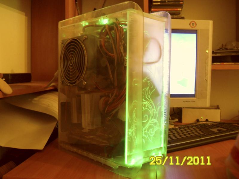 Корпус компьютера из оргстекла своими руками 74