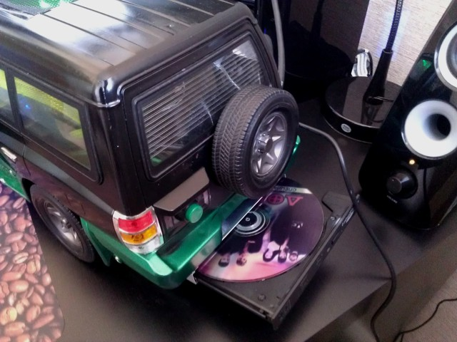 Корпус для машинки на радиоуправлении своими руками