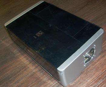 Моддинг корпуса Canon Pixma IP4500.