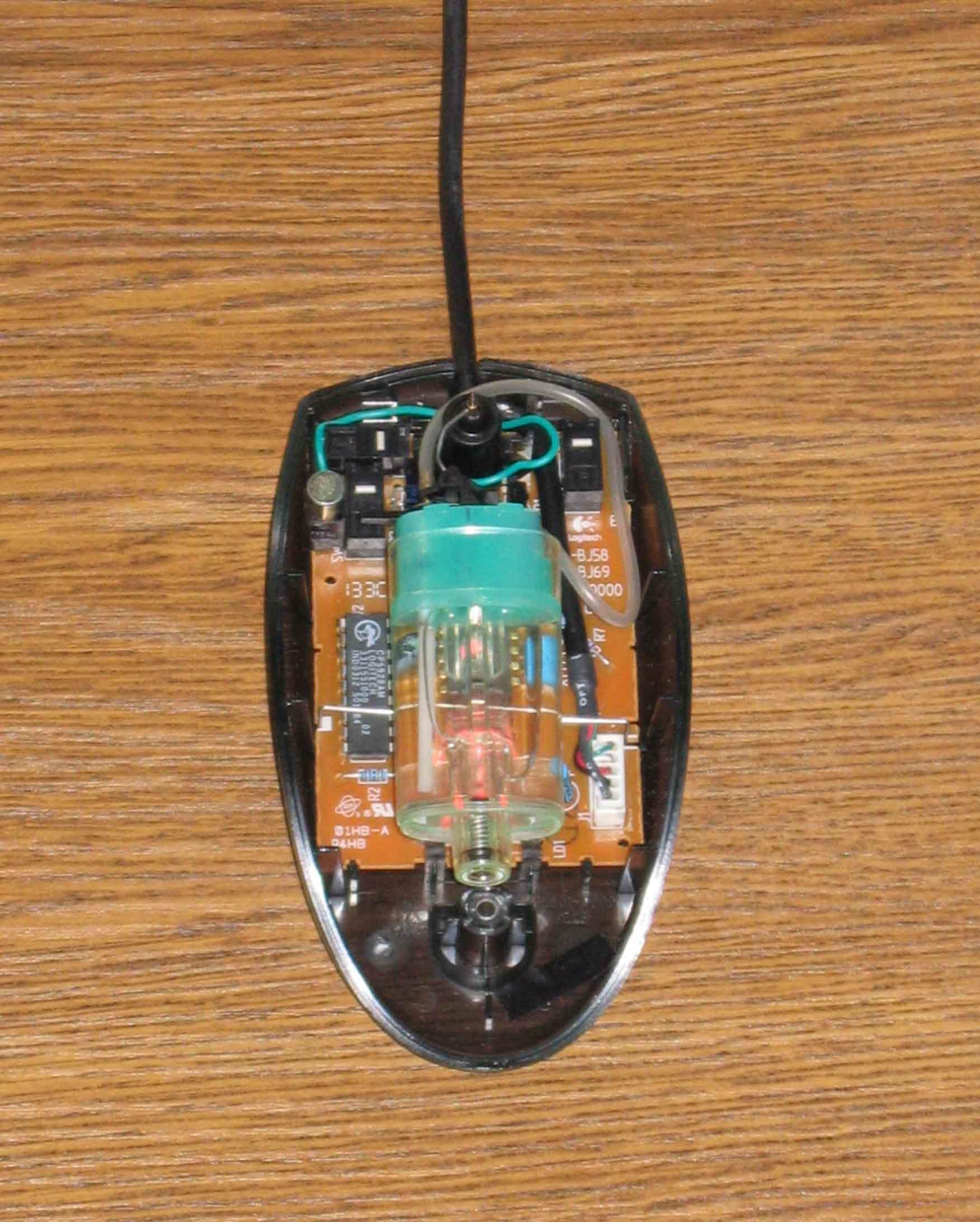 Как из андроида сделать мышь