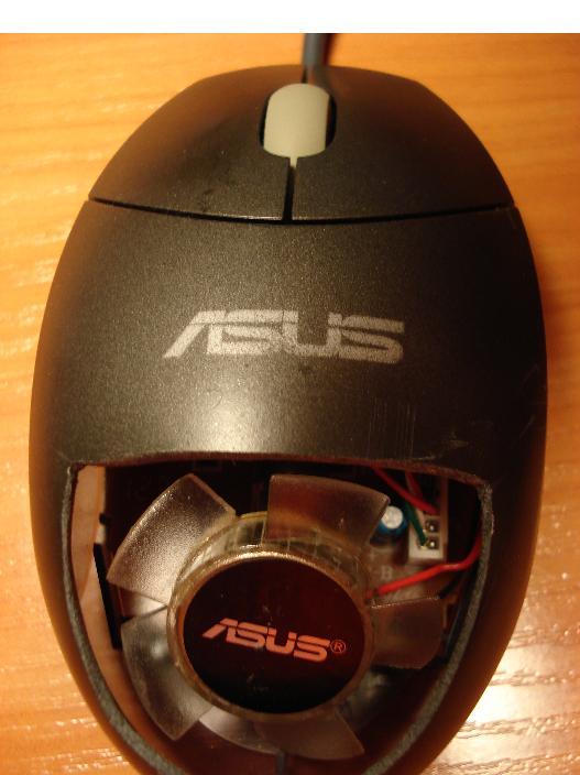 Как сделать мышку для компьютера своими руками 81