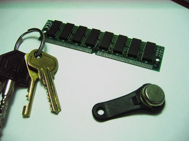 Ключ для домофона универсальный своими руками