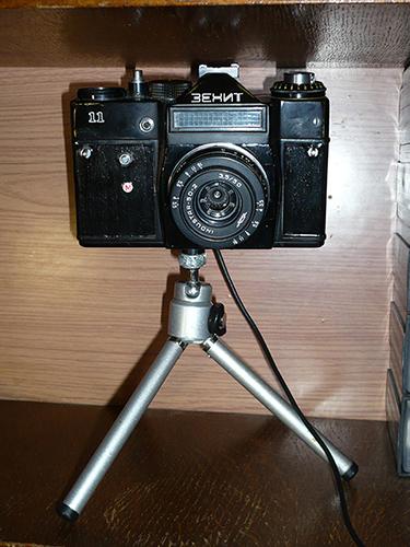 Как сделать из цифрового фотоаппарата веб камеру