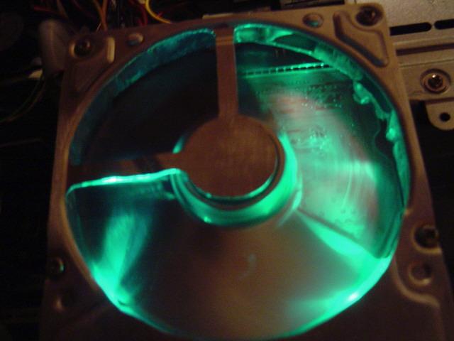 Как сделать подсветку кулера своими руками