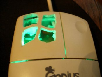 Моддинг GENIUS Easy Mouse