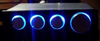 Как сделать регулятор с подсветкой 575
