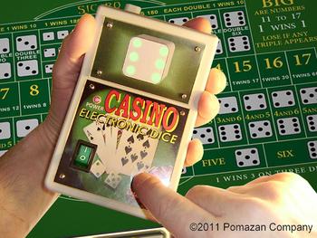 Всем привет.  Предлагаю вашему вниманию gadget на игральный кубик, точнее его электронную версию.  Идея не новая, в...