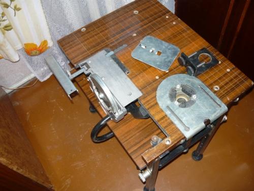 Приспособления для ручного электроинструмента своими руками