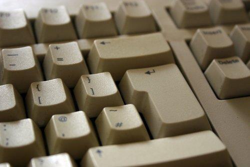 Способы чистки клавиатуры