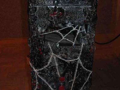 Король Моддинга 2008: внутреннее пространство