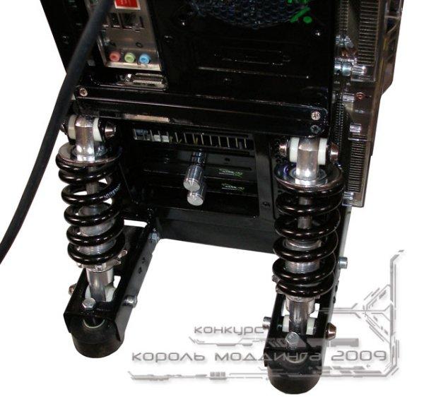 Король Моддинга 2009: кастом-корпусы