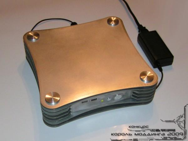 Король Моддинга 2009: устройства ввода и платформа NVIDIA Ion
