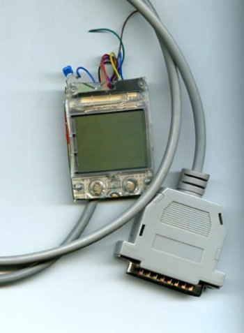 LCD Track