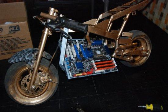 Pocketbike i7