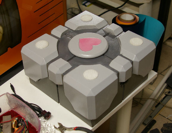 Present from GlaDOS