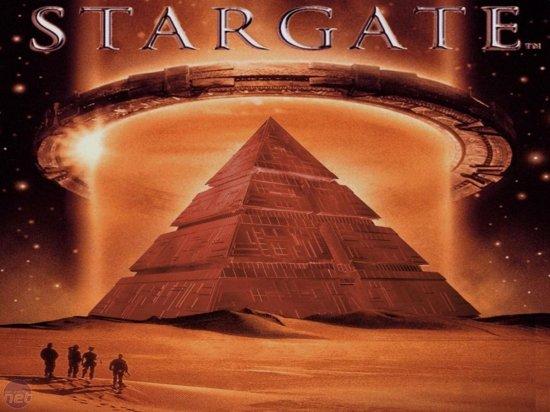Пирамида «Звездные врата»