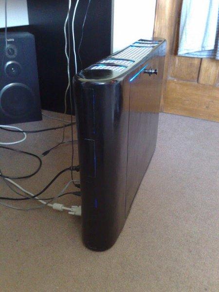 Silent Fibreglass PC