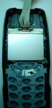 Термометр из Nokia 3310