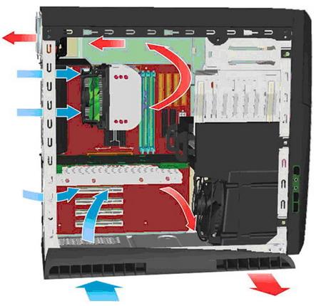 ...известный производитель систем охлаждения, представила вниманию компьютерной общественности новое семейство...