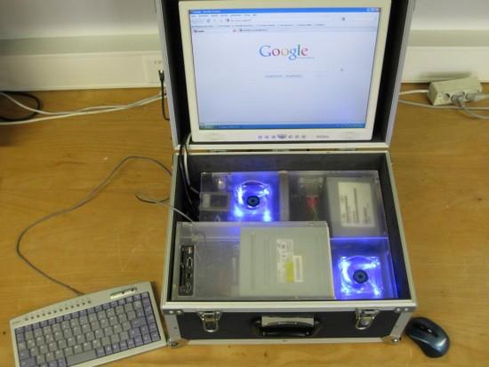 Самодельные корпуса ноутбука