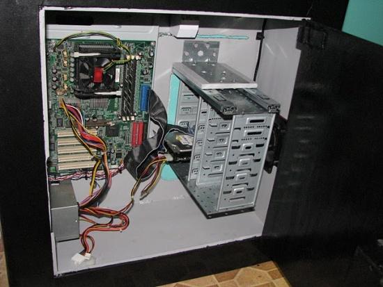 Сервер своими руками из старого пк
